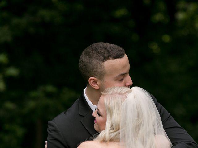 Makonnen and Haley's Wedding in Northfield, Minnesota 9