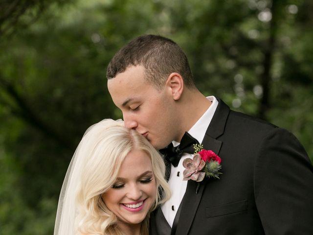Makonnen and Haley's Wedding in Northfield, Minnesota 12