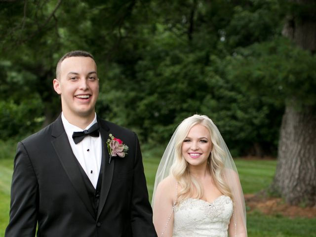 Makonnen and Haley's Wedding in Northfield, Minnesota 13