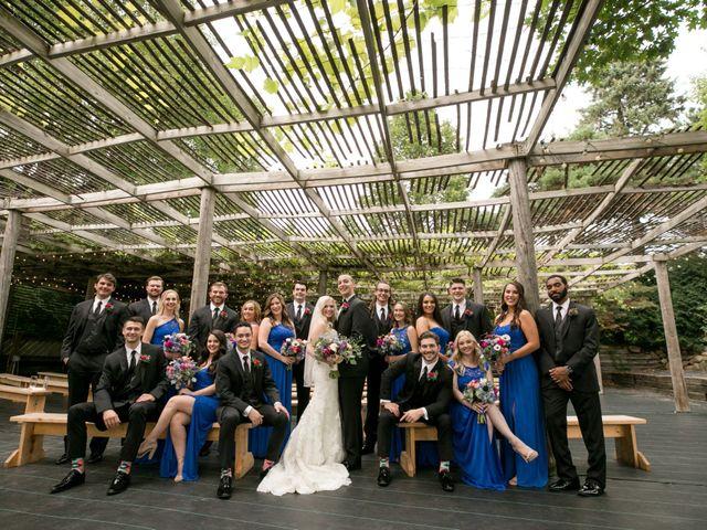 Makonnen and Haley's Wedding in Northfield, Minnesota 14