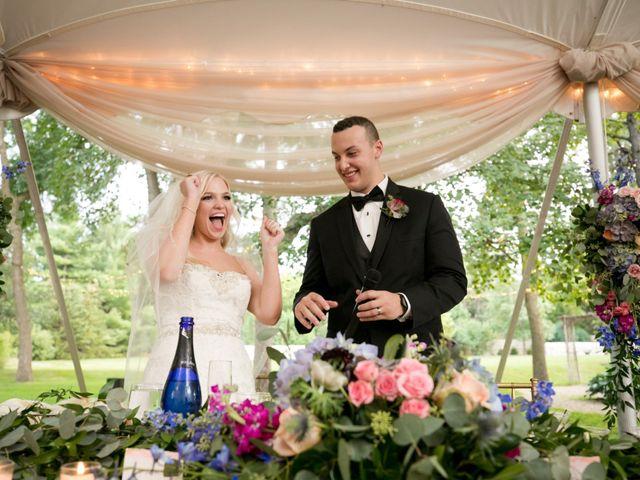 Makonnen and Haley's Wedding in Northfield, Minnesota 32