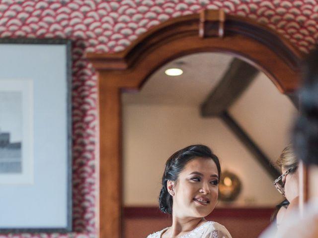 Kim and Oscar's Wedding in Corona del Mar, California 8