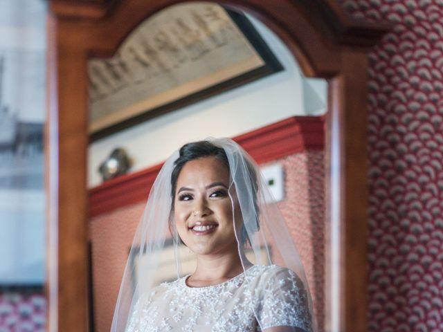 Kim and Oscar's Wedding in Corona del Mar, California 9