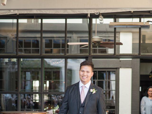 Kim and Oscar's Wedding in Corona del Mar, California 10