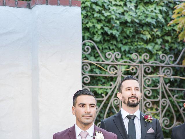 Kim and Oscar's Wedding in Corona del Mar, California 15