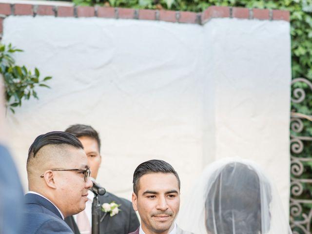 Kim and Oscar's Wedding in Corona del Mar, California 16