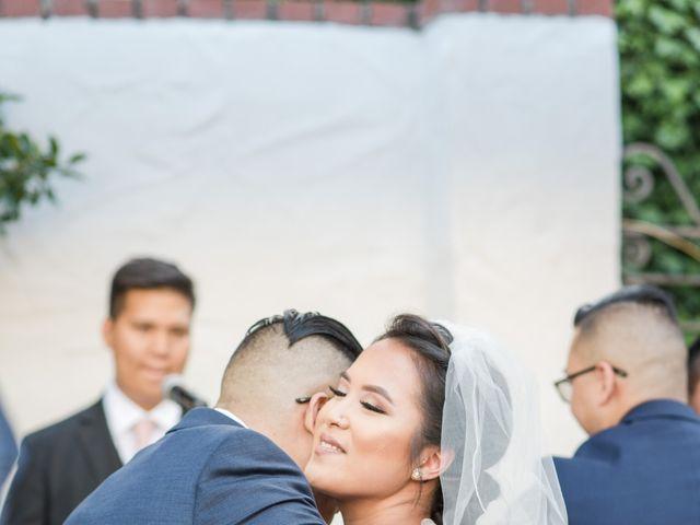 Kim and Oscar's Wedding in Corona del Mar, California 17