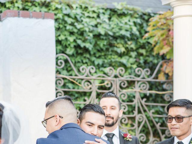 Kim and Oscar's Wedding in Corona del Mar, California 18