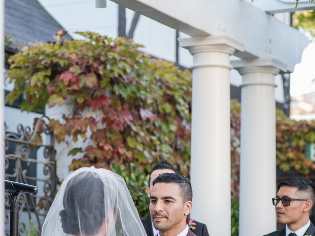 Kim and Oscar's Wedding in Corona del Mar, California 19