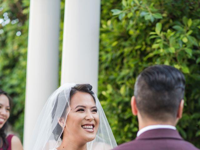 Kim and Oscar's Wedding in Corona del Mar, California 20