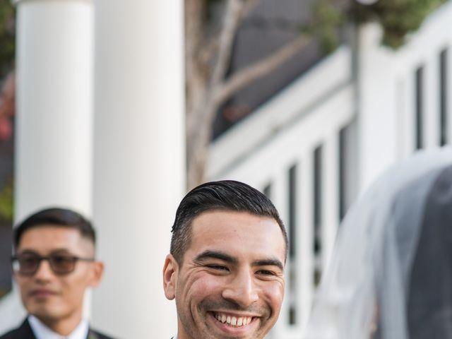 Kim and Oscar's Wedding in Corona del Mar, California 21