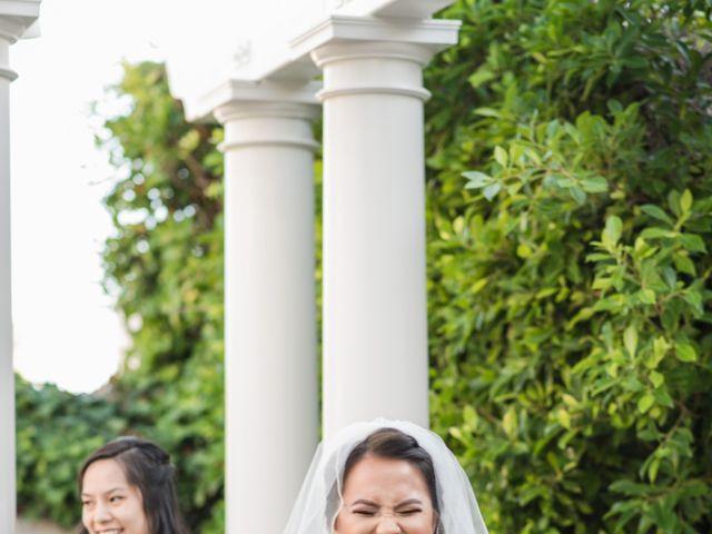Kim and Oscar's Wedding in Corona del Mar, California 23