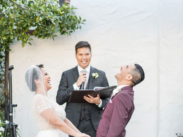 Kim and Oscar's Wedding in Corona del Mar, California 26