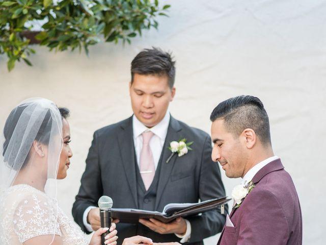 Kim and Oscar's Wedding in Corona del Mar, California 30