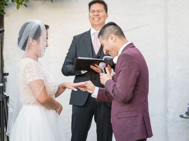 Kim and Oscar's Wedding in Corona del Mar, California 31
