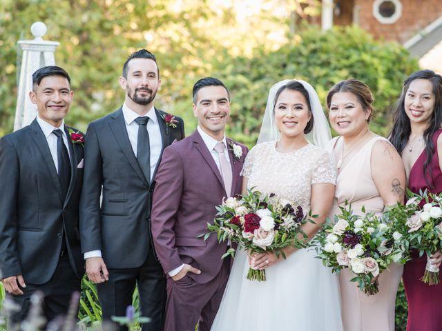Kim and Oscar's Wedding in Corona del Mar, California 36