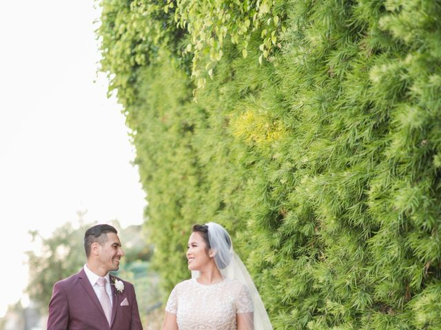 Kim and Oscar's Wedding in Corona del Mar, California 41