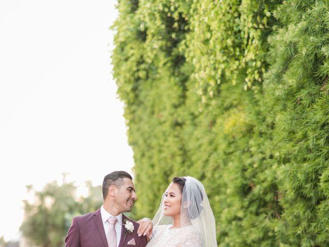 Kim and Oscar's Wedding in Corona del Mar, California 42