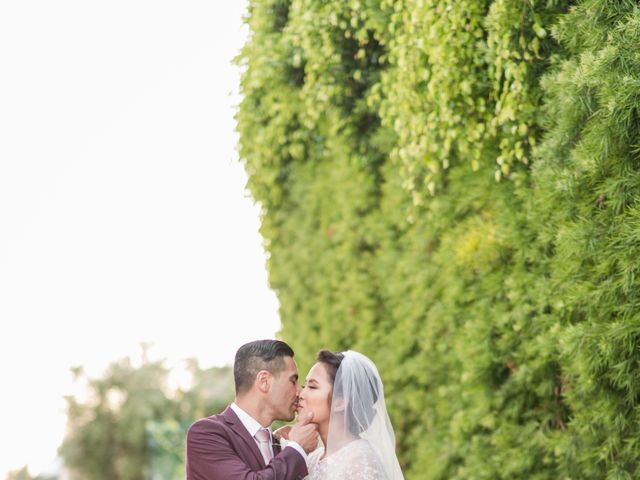 Kim and Oscar's Wedding in Corona del Mar, California 43