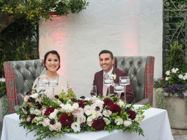 Kim and Oscar's Wedding in Corona del Mar, California 56