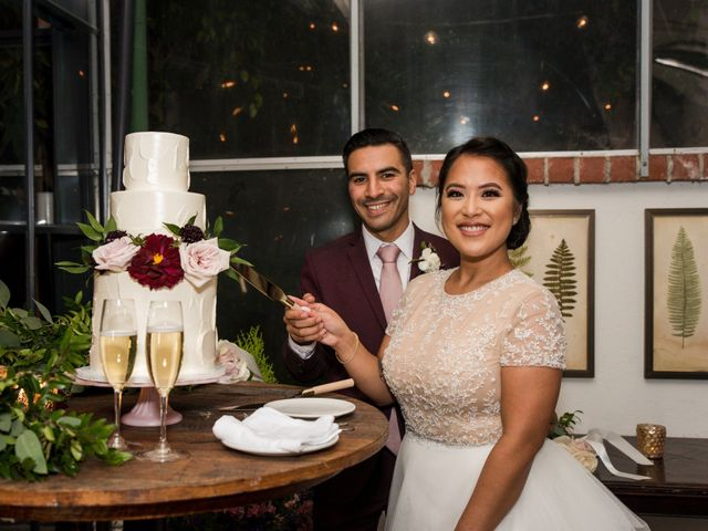 Kim and Oscar's Wedding in Corona del Mar, California 60
