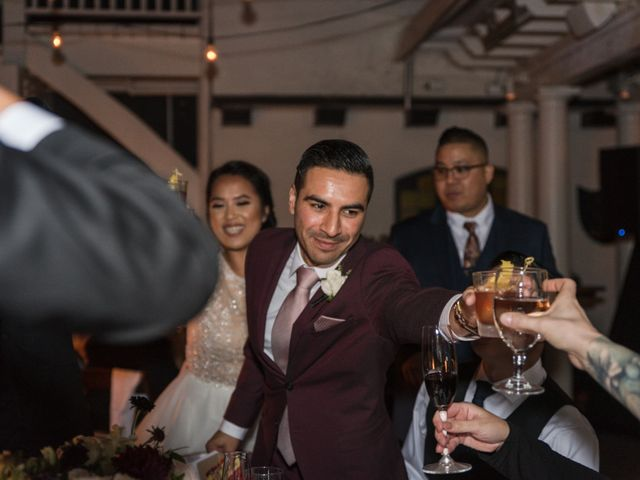 Kim and Oscar's Wedding in Corona del Mar, California 69