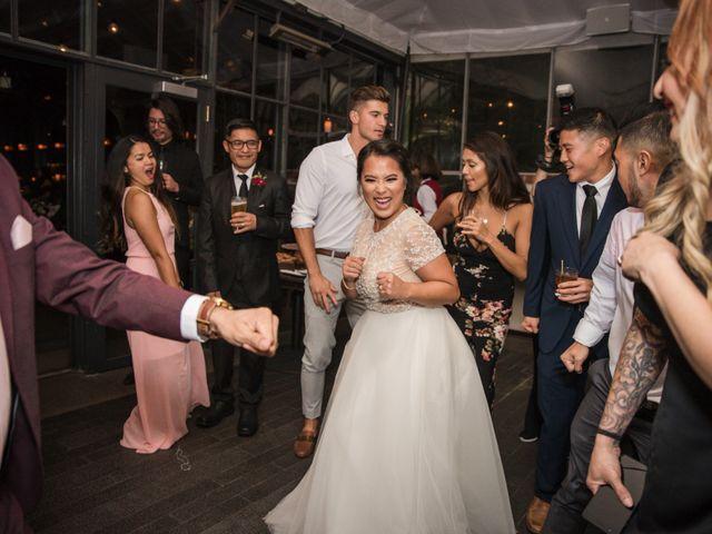 Kim and Oscar's Wedding in Corona del Mar, California 75