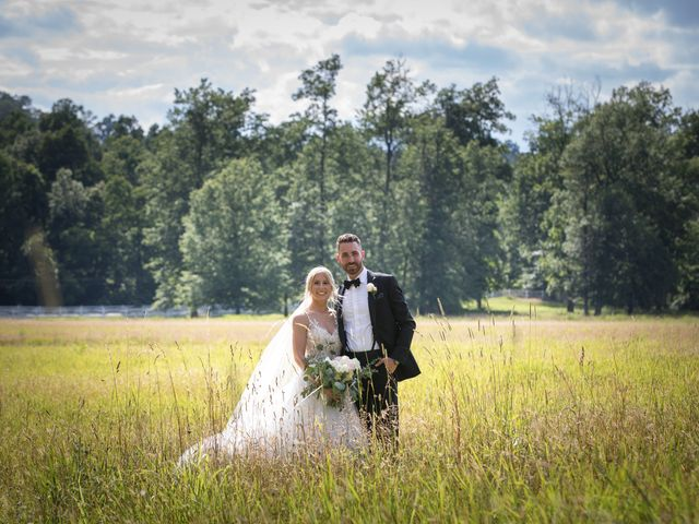 The wedding of Rachel and Jeremy
