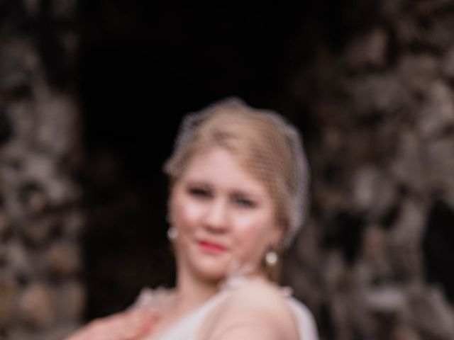 Arron and Amber's Wedding in Charlevoix, Michigan 11