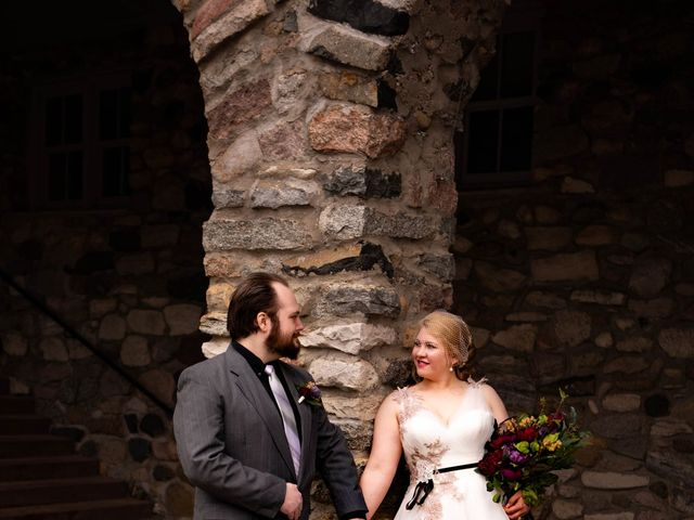 Arron and Amber's Wedding in Charlevoix, Michigan 27
