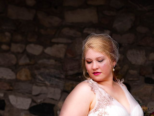 Arron and Amber's Wedding in Charlevoix, Michigan 28