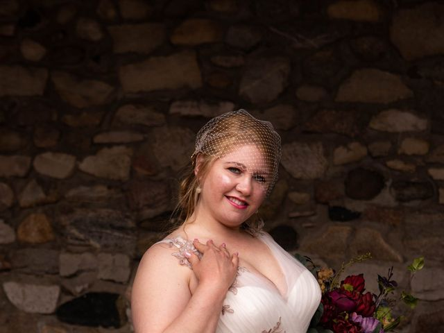 Arron and Amber's Wedding in Charlevoix, Michigan 29