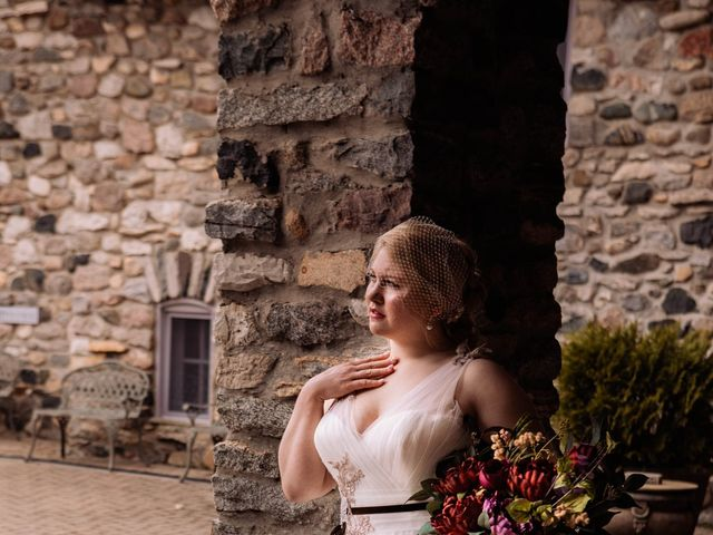 Arron and Amber's Wedding in Charlevoix, Michigan 31