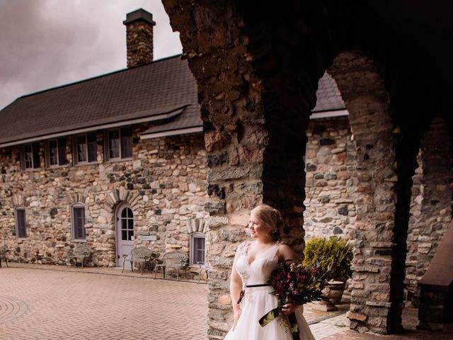 Arron and Amber's Wedding in Charlevoix, Michigan 32