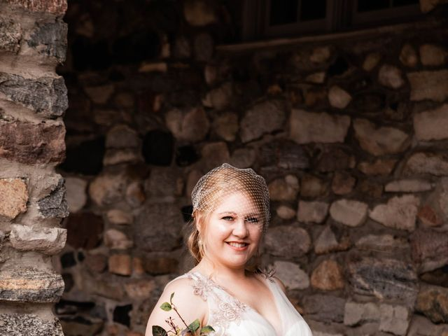 Arron and Amber's Wedding in Charlevoix, Michigan 36