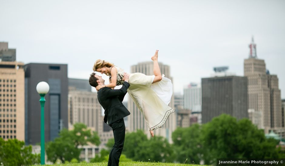 Adam and Theresa's Wedding in Saint Paul, Minnesota