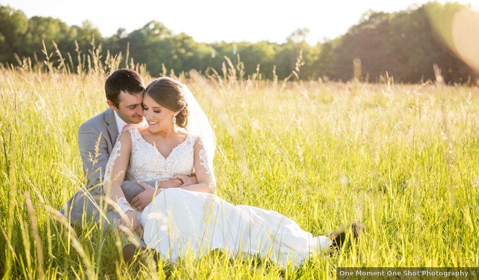 Morgan and Tyler's Wedding in Ridgeway, South Carolina