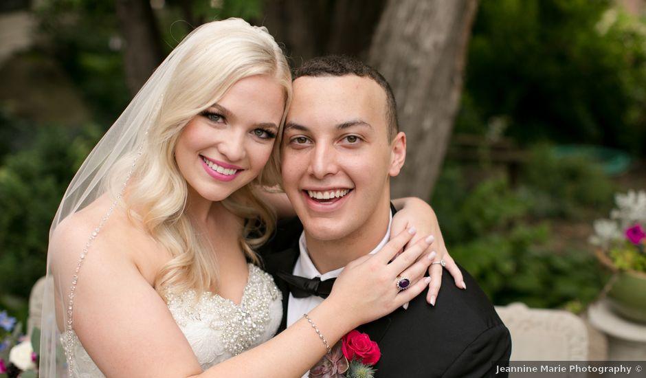 Makonnen and Haley's Wedding in Northfield, Minnesota