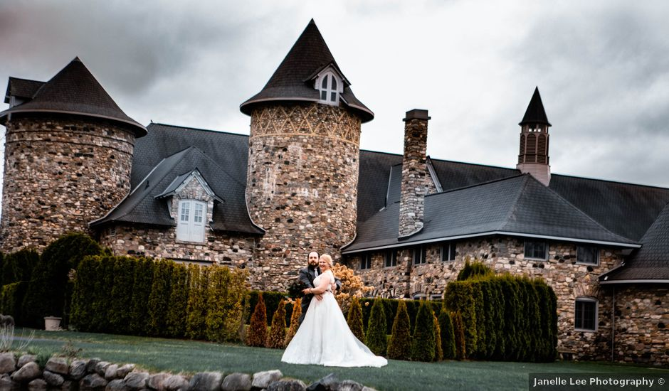 Arron and Amber's Wedding in Charlevoix, Michigan