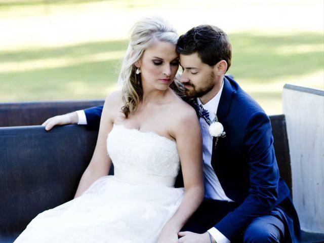 The wedding of Ryan and Kristi