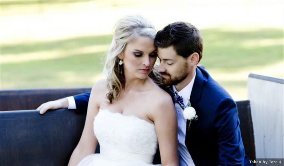 Kristi and Ryan's Wedding in Williamson, Georgia