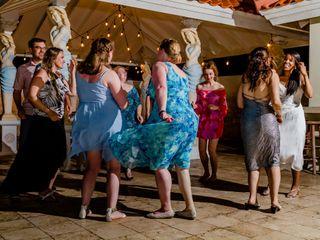 Debra and Andrea's Wedding in Oranjestad, Aruba 13