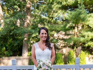 The wedding of Kara and Brock 3