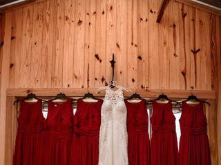 The wedding of Deanna and Bradley 1