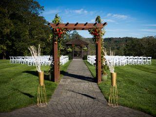 The wedding of Tori and Megan 2