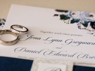 The wedding of Jena and Daniel 2