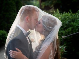 The wedding of Kelsey and Zach