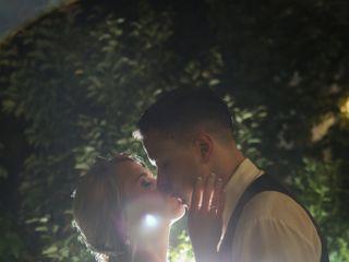 The wedding of Kiryn and Ken 1