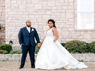 The wedding of Shalyn and Stephen