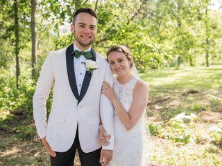 The wedding of Greta and Garrett